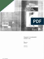 Foucault y La Educacion S. Ball