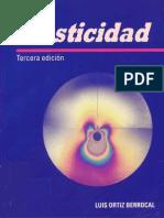 Ortiz Berrocal Luis - Elasticidad (3ra Ed)
