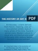 The History of Art Nouveau