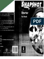 Cls.v SnapShot Starter Test Book