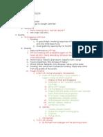 Minutes for NUSAF 2015