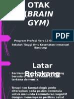 Senam Otak (Brain Gym) Ppt