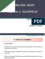 Capítulo 2 - Oligopolio
