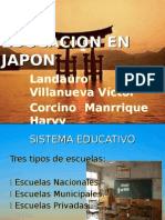Diapos de Educacion Japonesa