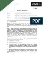 063-13 - PRE - CONSTRUCTORA MEDITERRANEA S.A.C. - ENTREGA EXP. TEC. REQUISITO PLAZO DE EJECUCION DE OBRA.doc