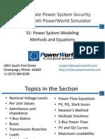 s  System Modeling