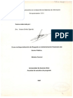 El control interno preventivo en el desarrollo de sistemas de información.