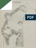 Plano de Tajamar Sur, 1877, Proyecto