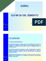 Curso Quimica Del Cemento 2007