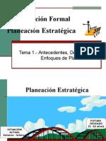 Planeacion Formal