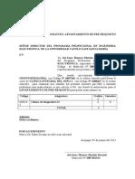 SOLICIT LEVANTAMIENTO DE PRE REQUISITO.docx