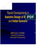 Aseismic Design of Bridges- Indian