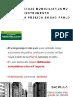 Compostaje in Situ Como Politica Publica en Sao Paulo - Dan Moche Schneider