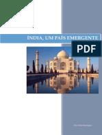 Índia, Um País Emergente