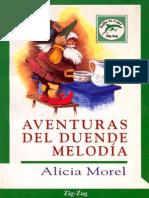Aventuras Del Duende Melodía (Cuento a Evaluar, Cosas Del Duende Melodía).Desbloqueado