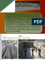 CIMENTACIONES PROFUNDAS c