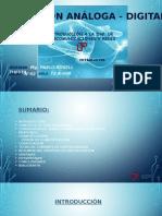 Conversión de Señal Análoga - Digital