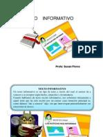 Texto Informativo.