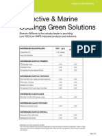 SW6394 Protective Marine Green SolutionsSS031810