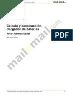 Calculo Construccion Cargador Baterias 38175