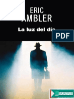 La Luz Del Dia Eric Ambler
