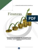 Informe Finanzas RETORNO 2013