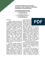 Artigo - Aplicação da Lógica Nebulosa para Detecção e Classificação de Faltas de Curto-Circuito em Subestação de Distribuição de Energia Elétrica.pdf