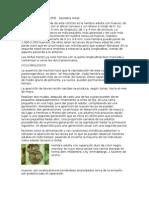 Informe COCHINILLA de LA TIZNE Saissetia Oleae