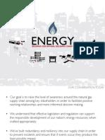 API Natural Gas Supply Chain
