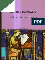 Afilar El Lapicero