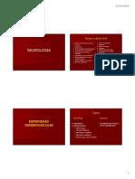 NEUROLOGIA Usamedic 2014 I Parte
