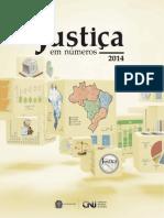 Relatório da Justiça 2014