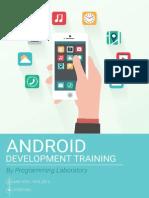 Modul Pelatiham Android Studio