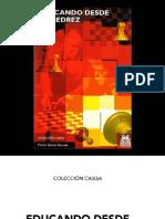 Ferran Garcia Garrido - Educando Desde El Ajedrez