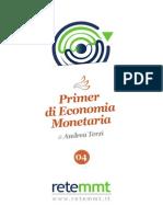 Terzi A | Economia Monetaria #4