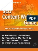 SEO Content Writing Guide