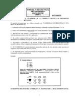 Examen quimica prepa abierta 3