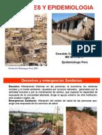 desastre en emergencia y desastre FORMATO EDAN ✓Ubicación zona afectada