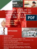 Analisis Foda de La Consulta Externa Del Hospital