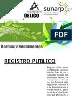 Registro Público