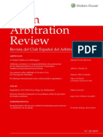 150407 SAR Irregularidades Del Proceso Arbitral Insuficientes Para Motivar La Anulación de Un Laudo FBF RBG