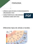 1-Fisiologia Celular_Homeostasia_Transdução de Sinais