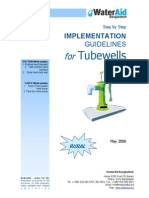 Tubewell Guidelines Rural