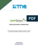 Open Bravo Manual Pos