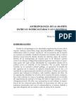 Antropologia de La Muerte - García-Orellán