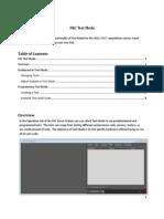 [FRC 2015] Test Mode Tutorial