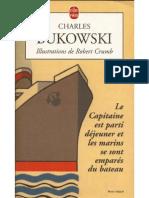 Charles Bukowski - Le Capitaine Est Parti
