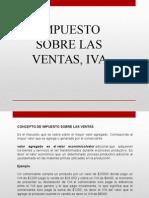 Impuesto Sobre Las Ventas, Iva