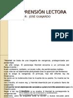 COMPRENSIÓN LECTORA ALONSO 4°COMPLETOTEORÍA