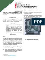 descripcion de las caracteristicas internas de la FPGA Spartan 2